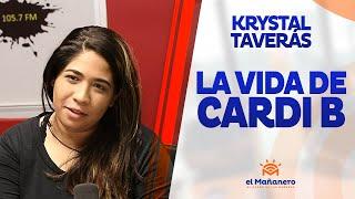 Krystal Taveras – La Vida de Cardi B