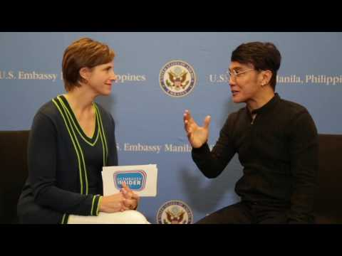 U.S. Embassy Insider with Arnel Pineda of Journey