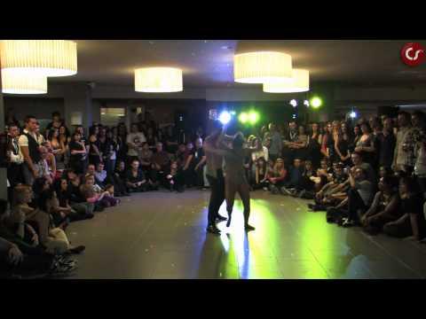 Open Costa Daurada Bachata festival 2012 Comarruga, Tarragona (видео)