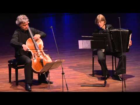 Pidoux & Soulard spelen Popper
