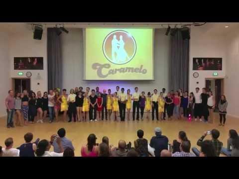 Caramelo Salsa Student Team 26Sept2015