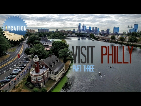Top Places to Explore in Philadelphia Pennsylvania | Visit Philly Travel Guide Series Part Three (видео)