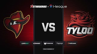 Renegades vs TYLOO, mirage, StarSeries i-League Season 6 Finals