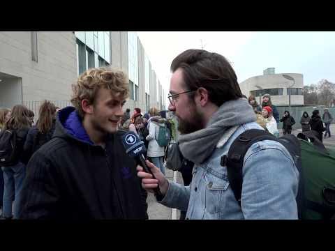 """#FridaysForFuture: Michael """"Bully"""" Herbig bei Klimaschutz-Demo in Berlin"""