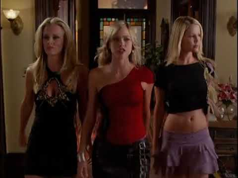 Charmed 6x4   The Three Blondes Become The Charmed Ones