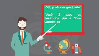 Professores Graduados, conheçam a Nova Carreira do Magistério do Ceará