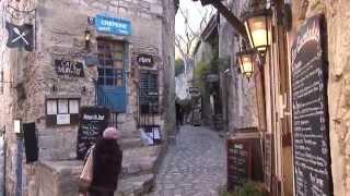 Les Baux-de-Provence France  city photos : Les Baux-de-Provence, France part 1 the village