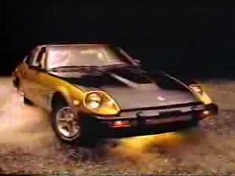 The Datsun 10th Anniversary 280ZX - black gold