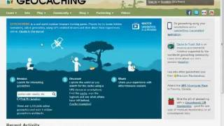 GeoFormel Lite - 4 Geocaching YouTube video