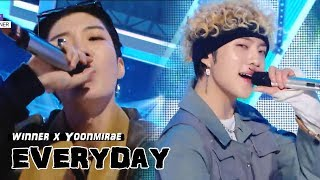 [HOT] Yoonmirae X WINNER - EVERYDAY, 윤미래 X 위너 - EVERYDAY  Music core 20180811