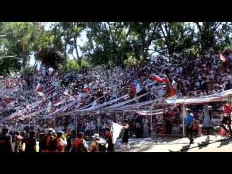 LA SALIDA DE NUESTRO PUEBLO A LA CANCHA - Los Marginales - Curicó Unido
