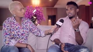 L'INTERVIEW DE SAMUEL ETOO