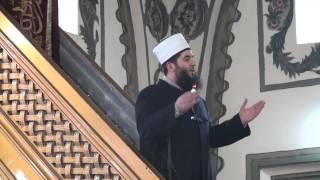 Letërnjoftimi i Muslimanit - Hoxhë Muharem Ismaili - Hutbe