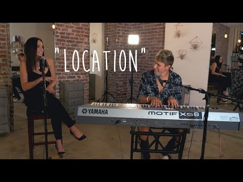 Location (Khalid Cover) [Feat. Drew Dirksen]