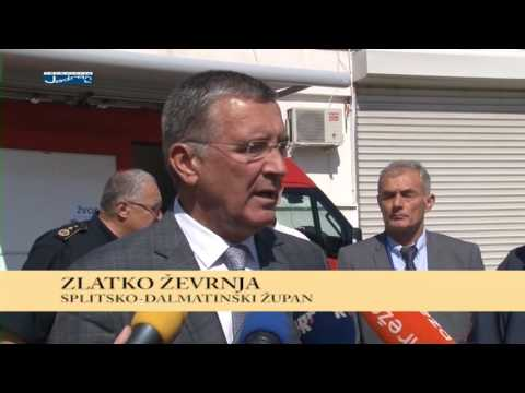 LokalnaHrvatska.hr  zupanijska kronika Televizije Jadran 23.09.2016.