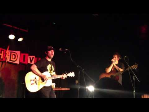 Joey Cape & Tony Sly Violins Part 2 7/29/12 Gainesville, FL