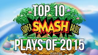 Top 10 Super Smash Bros 64 Plays of 2015