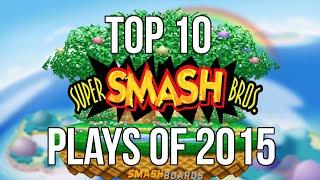 Top 10 Super Smash Bros 64 Plays of 2015