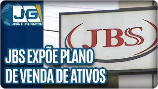 Mergulhado em dívidas e problemas com a justiça, o grupo JBS-Friboi apresentou hoje ao mercado um plano de venda de ativos da empresa que pode chegar a oito ...