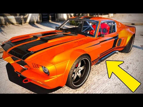TOP 5 CARS THAT SHOULD GET A CUSTOM RETRO VARIANT IN GTA ONLINE