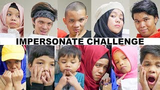Video Impersonate Challenge (ROASTING Sesama) | Gen Halilintar Impersonate Each other MP3, 3GP, MP4, WEBM, AVI, FLV Maret 2019