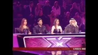 الأغنية الجماعية - العروض المباشرة الأسبوع 1 - The X Factor 2013