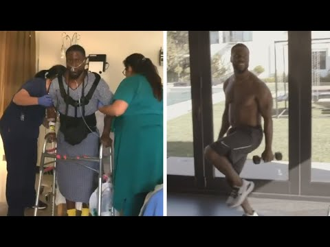 Kevin Hart Gives Health Update in Emotional Video Following Near-Fatal Car Accident