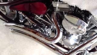 8. American IronHorse Tejas chopper sound