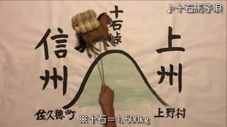 峠でつながる人と人 佐久穂町と上野村