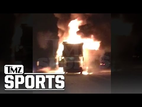 Floyd Mayweathers Car Collection Up In Flames