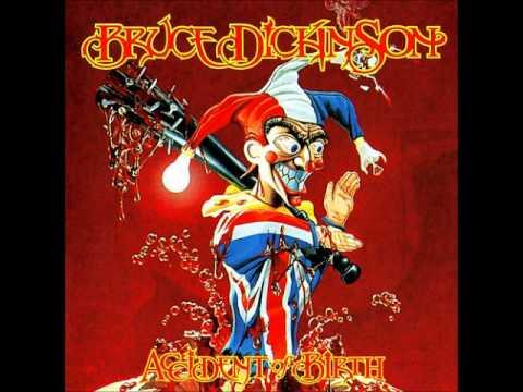 Bruce Dickinson - Omega