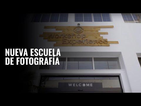 Estudiar fotografía en Madrid en la nueva escuela de Workshop Experience