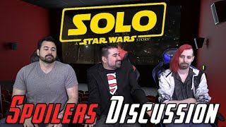 Video Solo - Angry Spoilers Review Discussion! MP3, 3GP, MP4, WEBM, AVI, FLV Juni 2018