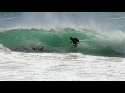 Jordy Smith surfing in Cape Town – Bending Colours – Webisode 4