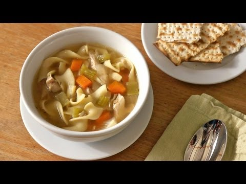 Easiest Chicken Soup from Leftover Chicken – The Easiest Way