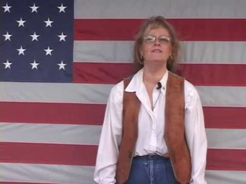 Local Lady Needs Your Vote to Sing National Anthem at National Rodeo Finals