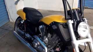 9. Harley Davidson V-Rod Muscle