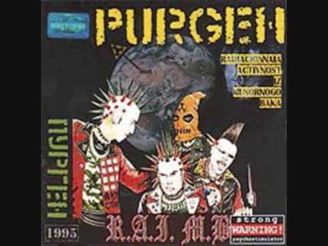 Пурген (Purgen) - московская музыкальная группа, играющая в стиле панк-рок,