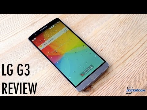 video review - The LG G3 is the culmination of over three years of progressive Android smartphone design. Is it the phone for you? Find out in our video review, then check ...