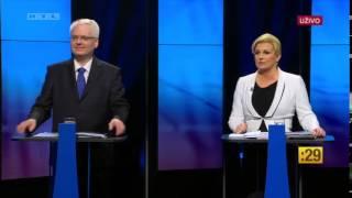 RTL Duel - Kolinda Grabar-Kitarović o šutljivom Josipoviću i nesposobnoj Vladi
