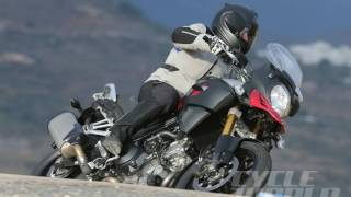 8. Look Suzuki V Strom 1000 ABS Performance Reviews