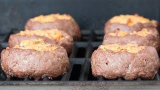 Cheddar Bacon Ranch Burger Bowls by Tasty