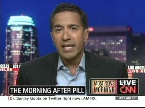 The Morning After Pill Levonorgestrel, How It Works, CNN Sanjay Gupta