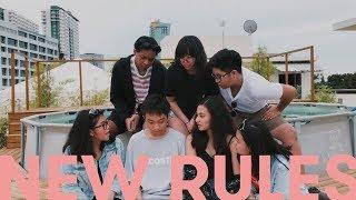 Video new rues - dua lipa [music video parody] MP3, 3GP, MP4, WEBM, AVI, FLV Juni 2018