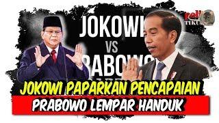 Video Debat Dua, Jokowi Paparkan Pencapaian, Prabowo Lempar Hand...uk MP3, 3GP, MP4, WEBM, AVI, FLV Februari 2019