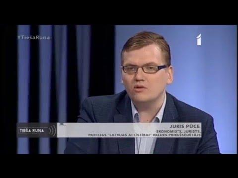 """Veselības ministrs Dr. Guntis Belēvičs LTV1 raidījumā """"Tieša runa"""" (1.daļa)"""