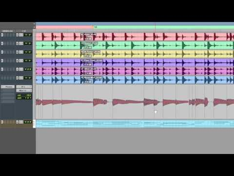Elastic Time In Pro Tools – TheRecordingRevolution.com