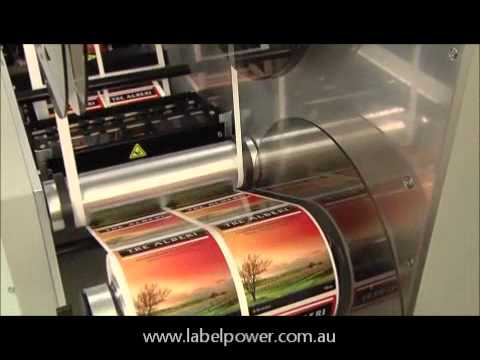 Primera FX1200 by Label Power