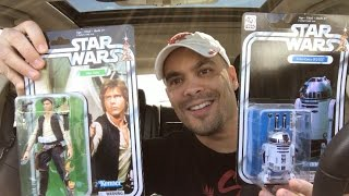 Video Episode 126 - TOY HUNTING Star Wars Black Series 40th Anniversary Figures! MP3, 3GP, MP4, WEBM, AVI, FLV Maret 2018