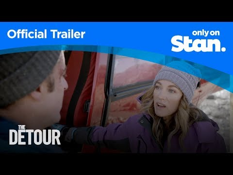 The Detour S4 | OFFICIAL TRAILER | Only on Stan.